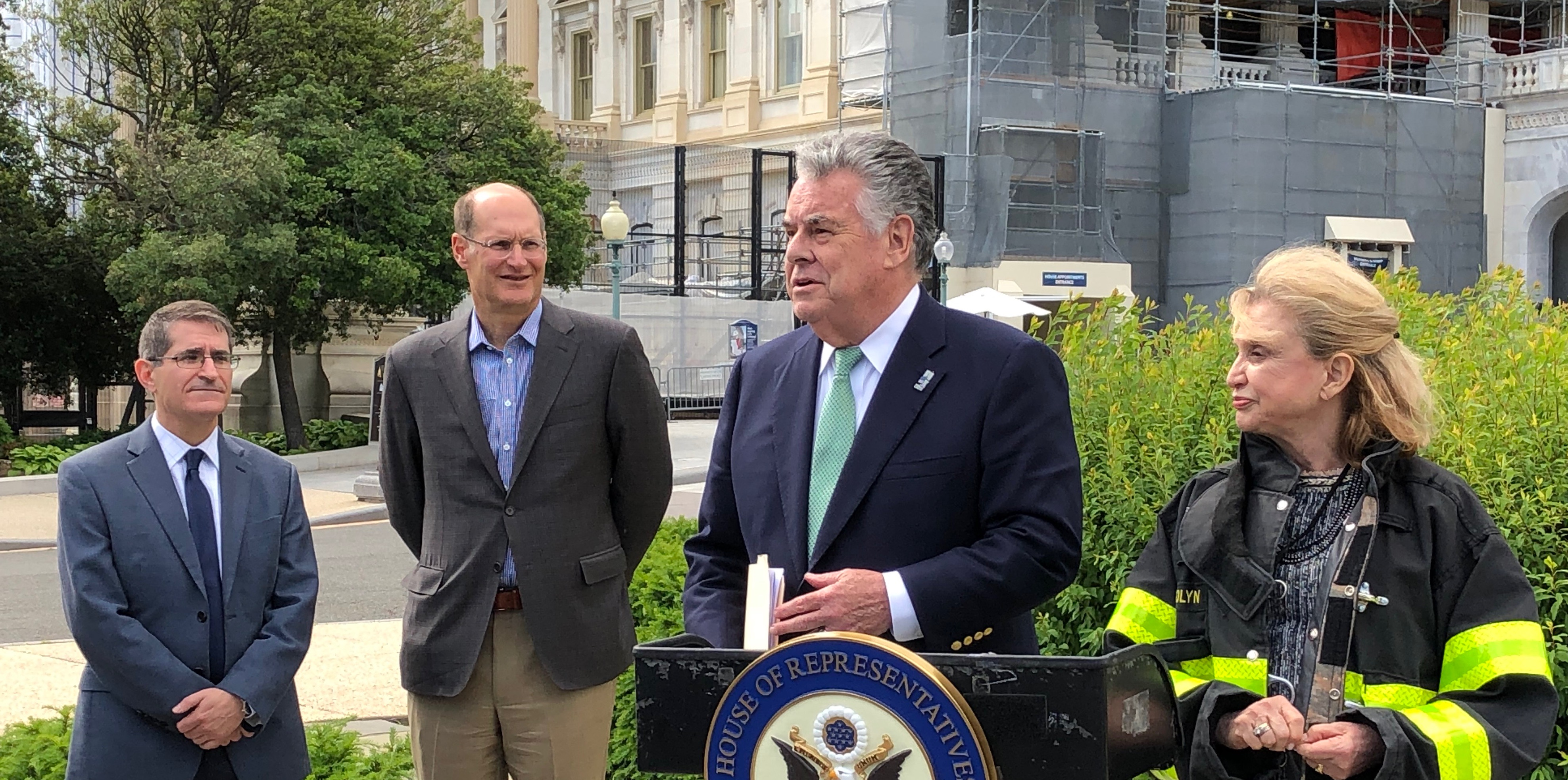 BPI CEO Greg Baer's Remarks at a Press Conference Introducing Legislation To End Anonymous Shell Companies