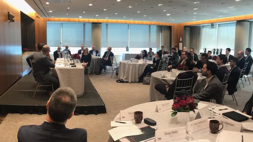 BPI Symposium on Repo Market Volatility, Regulations, Fed Balance Sheet, and LIBOR