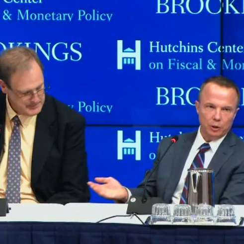BPI Chief Economist Bill Nelson Gives Remarks at Brookings Symposium on Repo Market Disruption