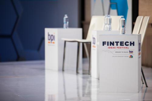 FinTech Ideas Festival Stage