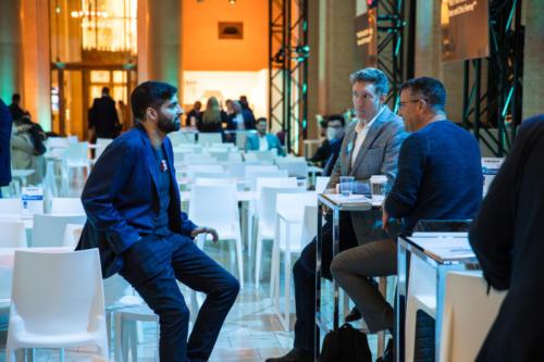 FinTech Ideas Festival Attendees