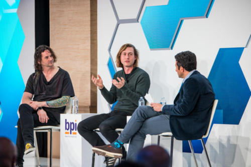 FinTech Ideas Festival Zach Perret and Douglas Merrill