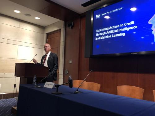 Expanding Access to Credit Through Artificial Intelligence and Machine Learning